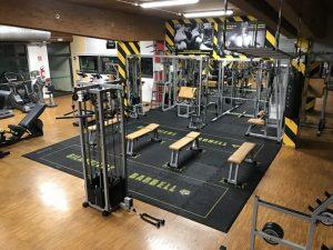 la sala fitness stilelibero