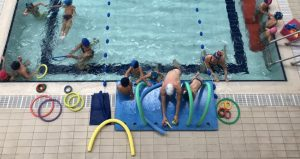 scuola nuoto bambini e ragazzi preganziol